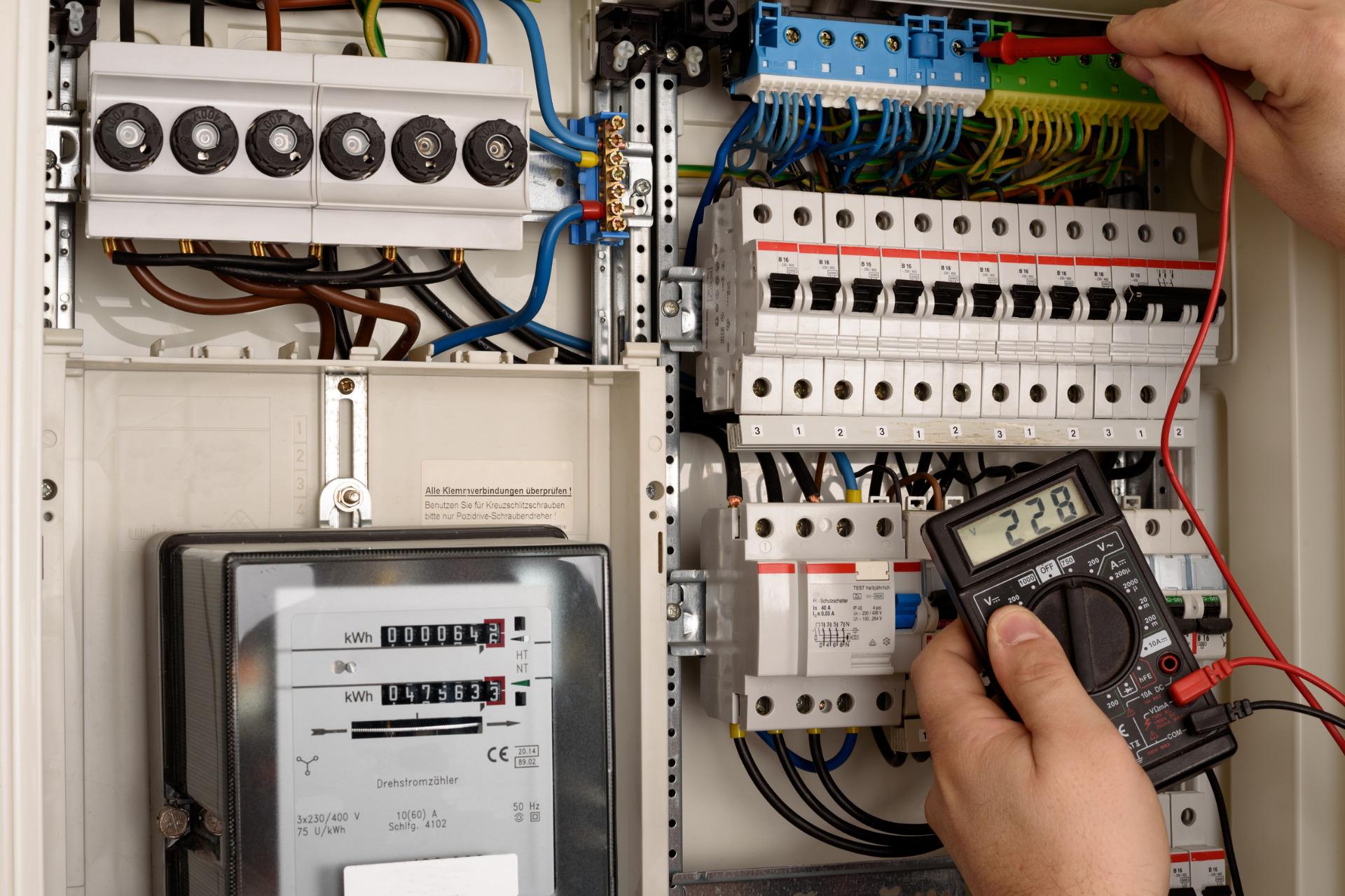Elektroinstallation - Energie aus EINER Hand vom E-Werk Gröbming